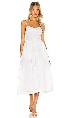 The Marie Midi Dress L'Academie $248