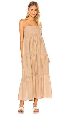 The Kiyama Maxi Dress L'Academie $268 BEST SELLER