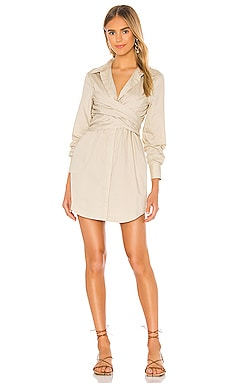 The Anette Mini Dress L'Academie $238