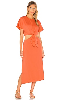 The Mai Midi Dress L'Academie $82