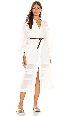 The Maisy Midi Dress L'Academie $102