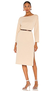 Milan Maxi Sweater Dress L'Academie $198 BEST SELLER