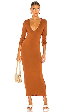 Deena Maxi Dress L'Academie $218