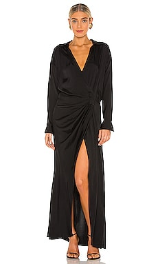 the Gigi Maxi Dress L'Academie $174