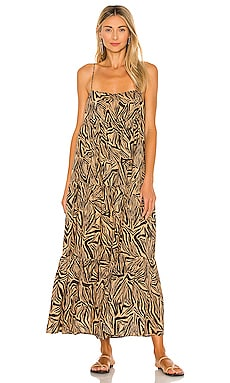 The Kiyama Maxi Dress L'Academie $268