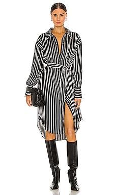 Layla Midi Dress L'Academie $167
