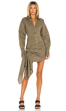 The Leven Mini Dress L'Academie $169