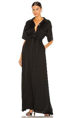Evan Maxi Dress L'Academie $209