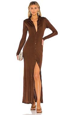 Xander Maxi Dress L'Academie $268