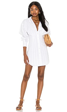 the Ismene Mini Dress L'Academie $168
