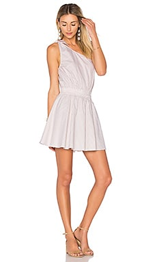 x REVOLVE The Tie Shoulder Dress