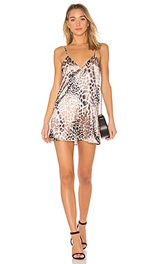 x REVOLVE The Bengal Slip Dress
