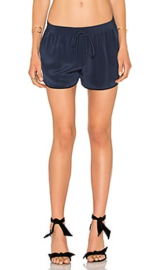 L'Academie x REVOLVE The Silk Short in Navy