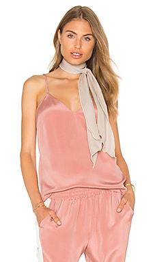 L'Academie x REVOLVE The Silk Cami in Nude