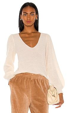 Rosette Sweater L'Academie $138