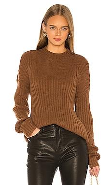 Marcy Oversized Sweater L'Academie $88