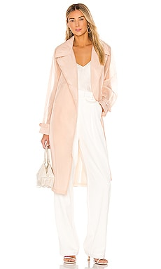 The Marilene Trench Coat L'Academie $238