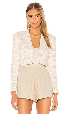 The Anika Crop Blazer L'Academie $145