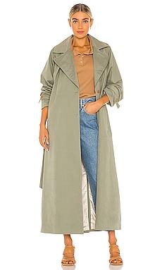 Trench Coat L'Academie $298
