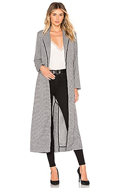 The Tess Trench Coat L'Academie $238 NEW ARRIVAL