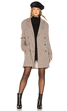 The Claire Coat L'Academie $126