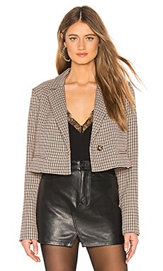 The Lori Cropped Jacket L'Academie $60