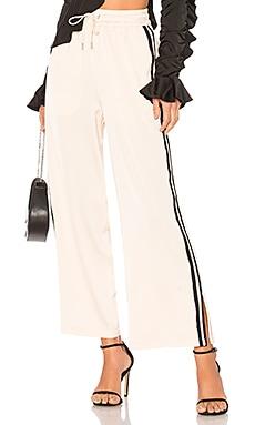 Купить Пижамные брюки pajama - L'Academie цвет ivory