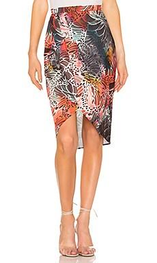 The Arlene Midi Skirt L'Academie $76