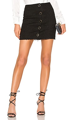 The Marla Mini Skirt L'Academie $158 BEST SELLER