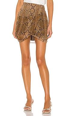 The Jenny Mini Skirt L'Academie $138