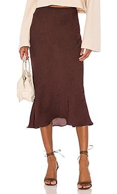 The Jeune Midi Skirt L'Academie $148