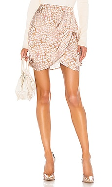 The Jenny Mini Skirt L'Academie $138