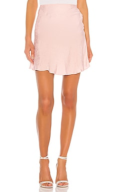 The Elsa Mini Skirt L'Academie $128 NEW ARRIVAL