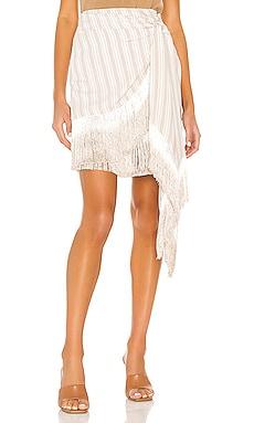 The Saba Mini Skirt L'Academie $180