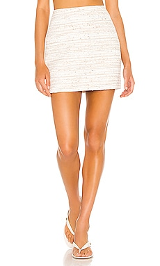 The Renelle Mini Skirt L'Academie $83