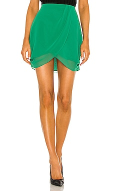 the Jenny Mini Skirt L'Academie $103