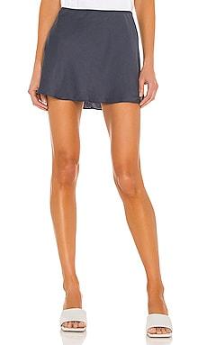 The Kuz Mini Skirt L'Academie $128