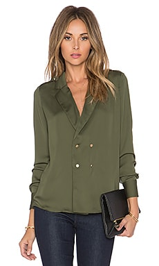 The Military Blouse