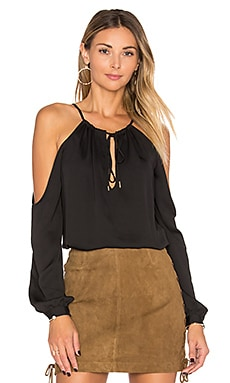 The Deep V Shoulder Top
