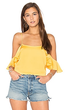The Shoulder Cami in Marigold