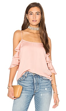 The Shoulder Cami in Nude