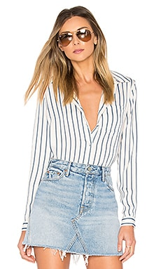 x REVOLVE The Classic in Blue Surrey Stripe