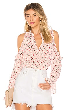 The Bell Button Up Top