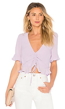 The Lucia Blouse L'Academie $98 BEST SELLER