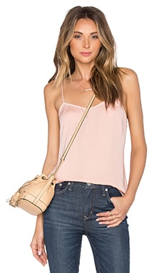 The Cami Blouse in Blush