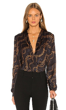The Long Sleeve Bodysuit L'Academie $104