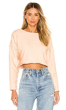 The Lacey Crop Top L'Academie $34 (FINAL SALE)