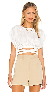The Addie Crop Top L'Academie $148