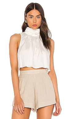 The Brielle Crop Top L'Academie $138