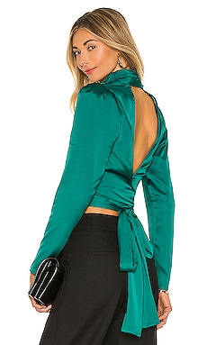 the Suzanne Top L'Academie $138 BEST SELLER